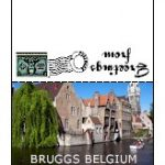 Mini Postcards | Belgium