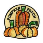Pumpkin Patch Fun Patch