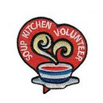 Community Service Fun Patches- Service Trips