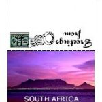 Mini Postcards | South Africa