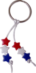 Patriotic Key Ring