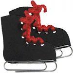 Ice Skate SWAP Pins