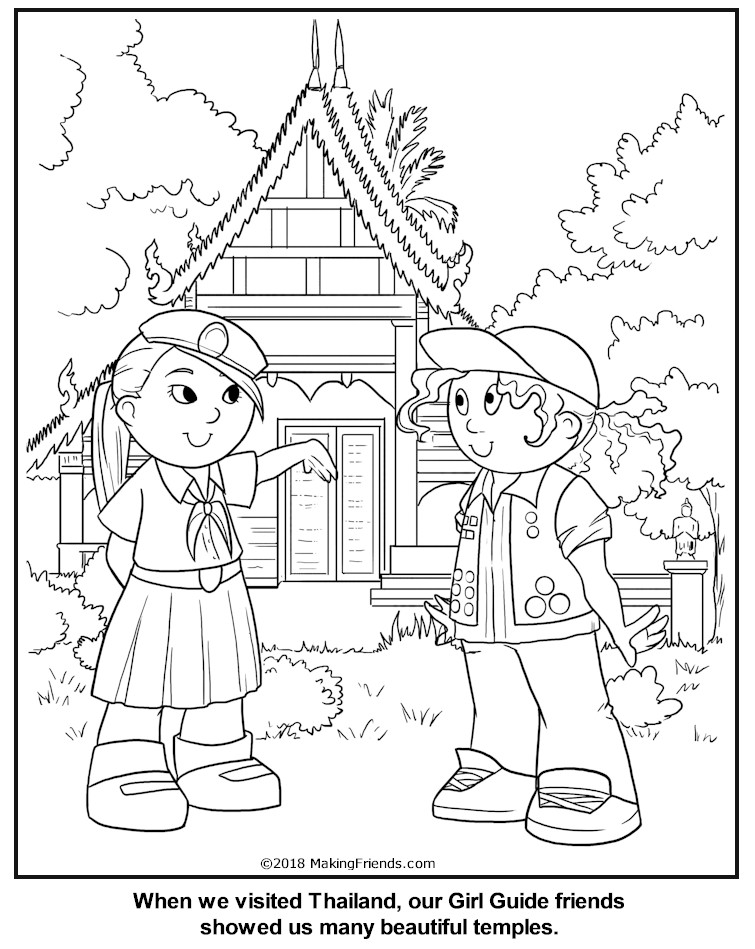 thinking-day-coloring-page-thailand