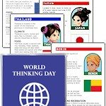 Thinking Day Passports