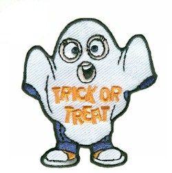 Trick or Treat Fun Patch