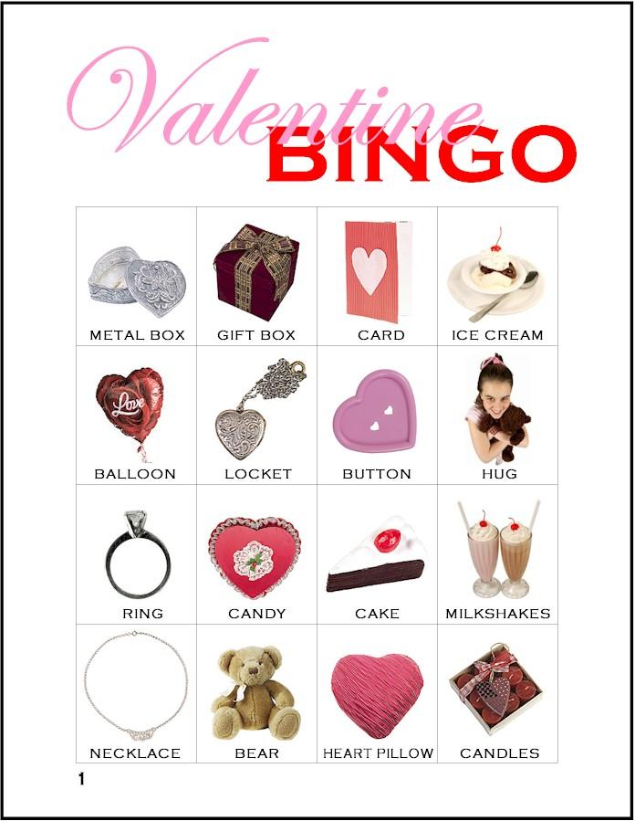 valentine_bingo1 - Valentine Bingo Cards