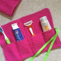 Girl Scout Personal Care Kit for Camping