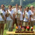 Troop 5555, Ambassadors at Our Chalet