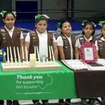 Girl Scout Ceremonies and Award Celebrations