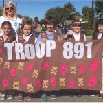 Girl Scout Events and Parades