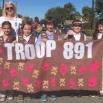 Troop 891 from GSSGC