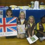 England | World Thinking Day Ideas