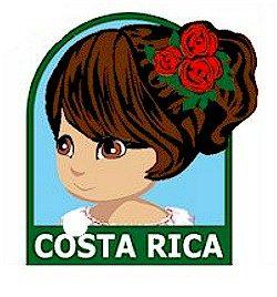 Costa Rica Fun Patch
