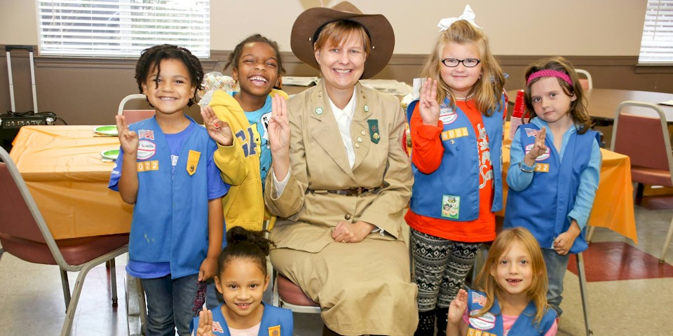 Troop 6022 North Little Rock, Arkansas