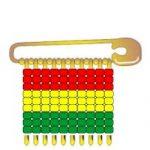 Bolivia Flag Pin SWAPs