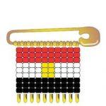 Egypt Flag Pin SWAPs