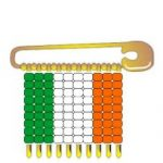 Ireland Flag Pin SWAPs