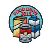 Food Drive 2015 Patch