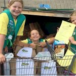 Community Service for Girl Scouts