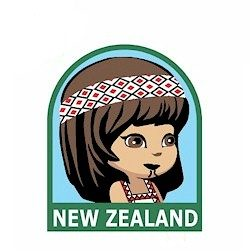 New Zealand Fun Patch