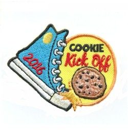 Girl Scout Cookie Fun Patch