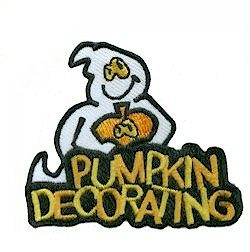 Pumpkin Decorating Fun Patch