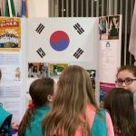 Girl Scout Thinking Day Korea