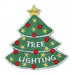 Tree Lighting Fun Patch