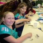 Having Fun Making Jewelry – Junior Badge