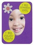 Girl Scout Daisy Respect Myself and Others Petal
