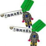 Israel Hamsa Hand SWAPs