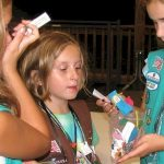 Junior Girl Scout SWAPS