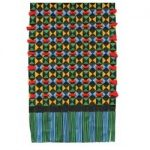 Paper Kente Weaving