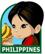 Philippines Girl Scout Thinking Day Fun Patch