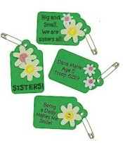 Girl Scout Be a Sister SWAP