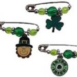 Irish Charm Pin SWAPs