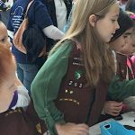Brownie Making Games Badge