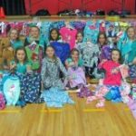 Junior Girl Scout Bronze Award Pajamas Project