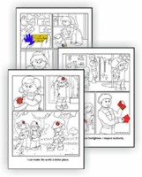 daisy-petals-coloring-pages