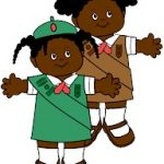 Haitian Guide Paper Doll Friends
