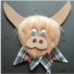 Highland Cow for Scotland