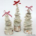 Scrap Paper Tree
