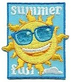 Summer Fun Patch