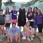 Camping Fun – Balloon Flip Flops, Tacos in a Bag, Beach Sand Candles