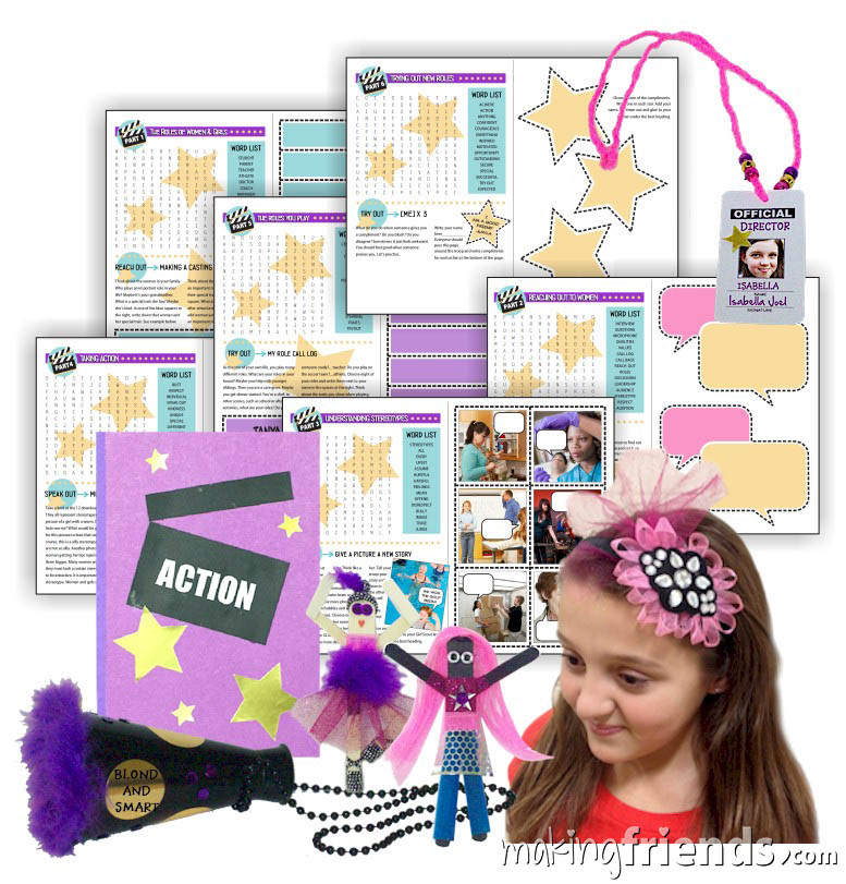 Action Adventure New Girl Bag! Everything you need to complete the action adventure badge journey! #makingfriends #badgeinabag #girlscouts #girlscoutpatches #patches #badges #girladventure via @gsleader411