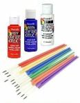Optional Paint & Brushes