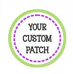 Custom Girl Scout Patches