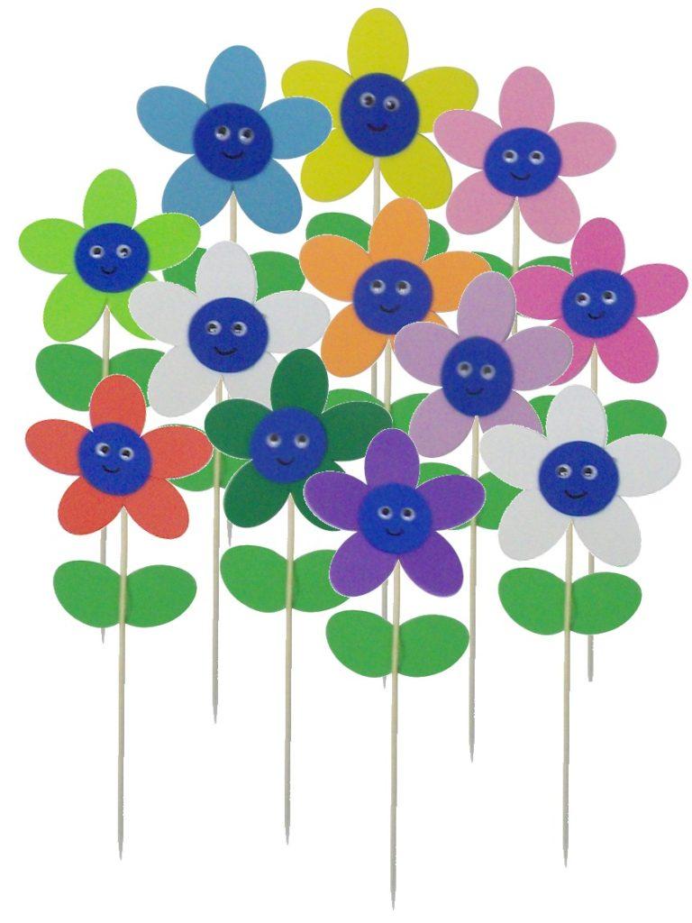 Foamie Flower Kit Makingfriendsmakingfriends