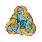 Girl Scout Earth Day Fun Patch