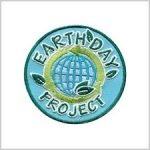 Earth Day Project Girl Scout Fun Patch